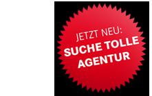 SUCHE TOLLE AGENTUR